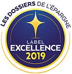 label excellence 2017 obtenu par SelfAssurance habitation