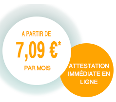 SelfAssurance Habitation Tarif le plus bas ` partir de 6.95 euros par mois
